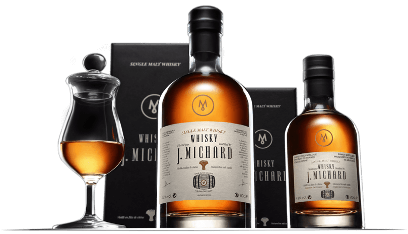 J. MICHARD, le whisky introuvable